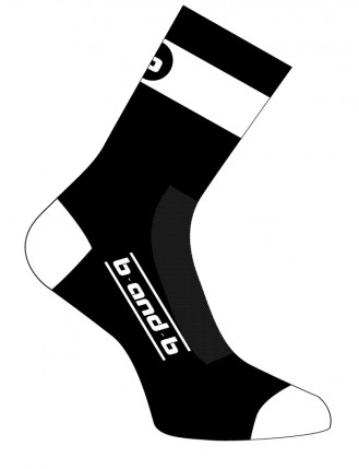 Socks Core Black